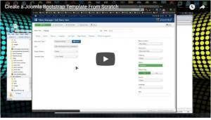 Create a Joomla Bootstrap Template From Scratch