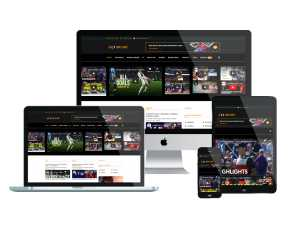 LT Sport - Free Sports News Joomla template