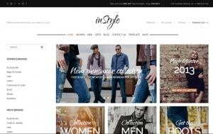 INSTYLE E-SHOPPING JOOMLA TEMPLATE