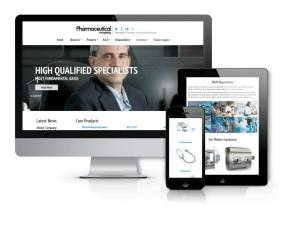 Pharmaceutical Company - Business Joomla Template