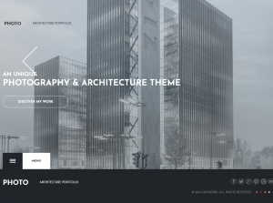 PHOTO ARCHITECTURE JOOMLA TEMPLATE