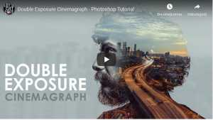 Double Exposure Cinemagraph - Photoshop Tutorial