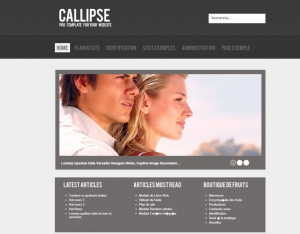 Callipse Black