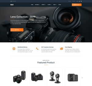 JSN Mall eCommerce Joomla Template