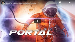 PORTAL - Photo Manipulation Tutorial