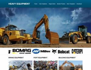 JSR Heavy Equipment