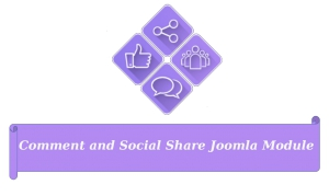 Meet New version of Joomla Social Comment and Sharing - Social Share Joomla Module OrdaSoft