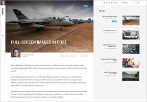 WRITER JOOMLA TEMPLATE FOR AUTHORS