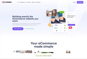 WooLanding - Free Responsive Bootstrap 5 HTML5 Landing Page Template