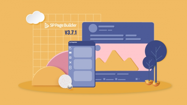 SP Page Builder Pro 3.7.1 Brings Addon Improvements and Fixes By Rayhan Arif Updates 20 March 2020 Hits: 4617