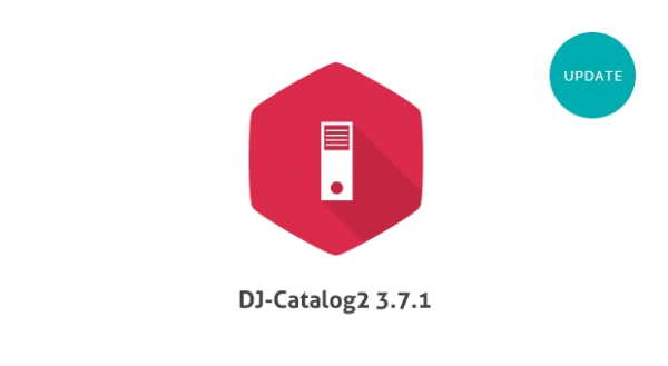 Release of DJ-Catalog2 ver. 3.7.1