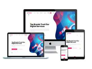 LT Digix - Free Digital Marketing website templates