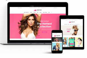 Magetique Lingerie - FREE eCommerce Magento 2 Theme