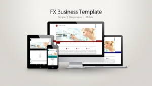 FX Business Template