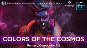 Fantasy Art Photoshop Tutorial