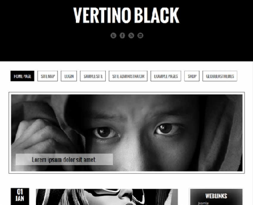 Vertino Black