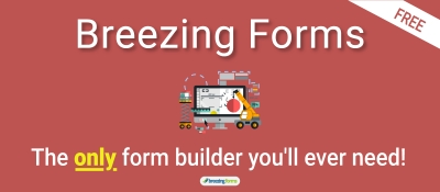 Breezing Forms - Joomla forms extension