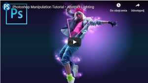 Photoshop Manipulation Tutorial  Abstract Lighting