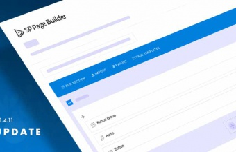 Re-introducing Backend Module Editor in SP Page Builder Pro v3.4.11