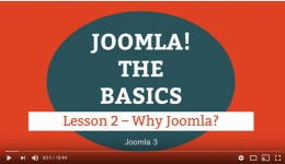 Joomla 3 Tutorial - Lesson 02 - Why Joomla?